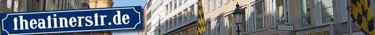 Theatinerstr. - Einkaufen & Shopping, Weggehen, Öffnungszeiten und Stadtplan